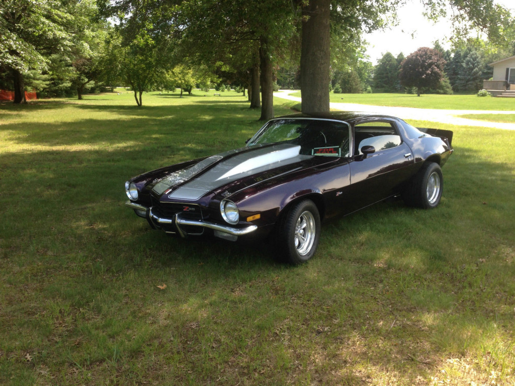 very nice 1973 chevy camaro z28 camaro pictures